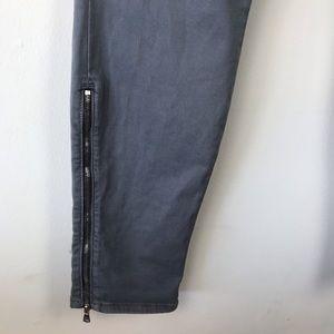 J Brand Jeans - J Brand Kassidy Moto Skinny Jeans Vintage Black 32